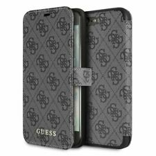Guess charms 4 G Back Cover Case Housse de protection pour iPhone 7 Plus 8 Plus gris