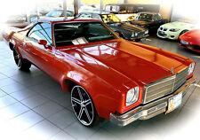 *SENSATIONELL SCHÖN* Chevrolet El Camino 5.7 Pickup SUV im Oldtimer Museum