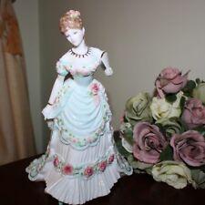 Royal Worcester A ROYAL ANNIVERSARY UK Figurine Splendour At Court Series L/EDT.