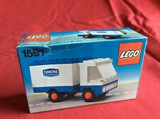 Lego Vintage Promotional 1591  {Danone Truck} new Extremely Rare sealed misb