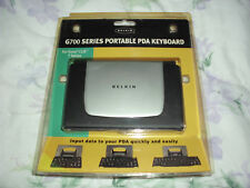 BELKIN G700 SERIES PORTABLE PDA KEYBOARD FOR SONY CLIE T SERIES INPUT DATA NIP