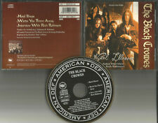 Rich Robinson BLACK CROWES Hotel Illness 3TRX UNRELEASED & INTERVIEW CD single