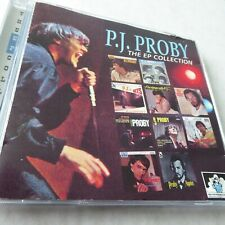 P.J.PROBY..........THE EP COLLECTION.............[SEE FOR MILES CD]