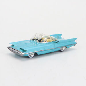 1/64 HRN-MODEL LINCOLN FUTURA CONCEPT 1955 LIMITED COLLECTABLE RESIN CAR MODEL