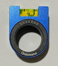 #581-18 Gehmann 18mm Spirit level - radially adjustable