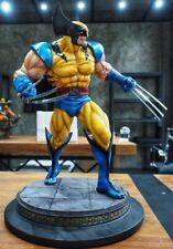 Wolverine Logan Statue Sculpture Art / Nt XM Sideshow Prime 1 / Marvel X-Men