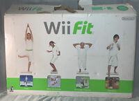 Nintendo Wii Fit With Balance Board in Box. BOARD ONLY