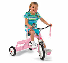 Radio Flyer Classic Pink Dual Deck Tricycle™, Model #33P