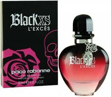 Black XS L'Exces for her Paco Rabanne 50ml. eau Parfum Ella spray