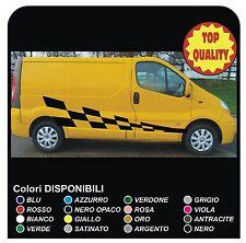 kit completo adesivi per furgone grafica vinile adesivi decalcomanie Set Camper