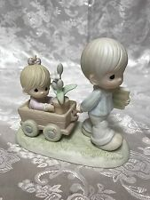 "Precious Moments ""Easter's on its Way"" #521892 Easter Gift"