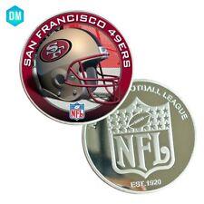 Christmas Souvenir Gifts SAN FRANCISCO 49ERS NFL American Sport Team Coin Gift