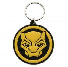Black Panther Keyring Official Merchandise