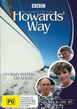 Howards' Way : Series 1 (DVD, 2008, 4-Disc Set) Region 4, NEW & SEALED FREE POST