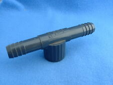 """½"""" FPT x ½"""" Barbed Drip Irrigation Poly Hose Riser Tee (bag of 10)"""