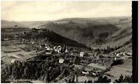 Dedenborn Eifel alte Postkarte 1963 gelaufen Gesamtansicht Panorama Wald Felder