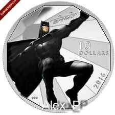 1/2 oz. Fine Silver Coin – Batman v Superman: Dawn of Justice: Batman 2016