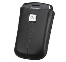 Original Blackberry Cuero Bolsillo Bolsa Funda Protectora Para Curve 8520,9300 Bold 9780