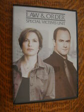"Law & Order Special Victims Unit SVU 1EPISODE ""HARM"" EMMY FYC DVD  like new and"