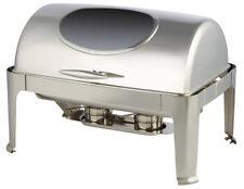 Rolltop chafing Dish cibi più caldo caldo contenitore di interruzione 64 x 46 x 44 cm gastlando