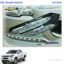 Daylight DRL LED Chrome Genuine Holden For Colorado Rg Chevrolet Z71 2012 13 14