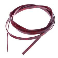 5 Feet Guitar Celluloid Binding Purfling Strip for Acoustic Folk Parts Red Pearl