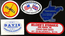 GAS, OIL, COAL STICKERS 3