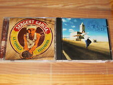 Sergent Garcia-la semilla & sin Fronteras/2 diversi album-CD 'S MINT -
