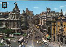 ANTIGUA POSTAL DE MADRID . AVENIDA DE JOSE ANTONIO . MAS EN MI TIENDA CC1550