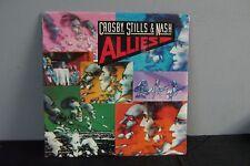 Crosby Stills And Nash CSN Allies LP 1983 Atlantic Records 80075 Sealed