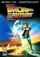 Michael J. Fox, Christopher - Back to the Future Part 1 Brand New and Sealed DVD