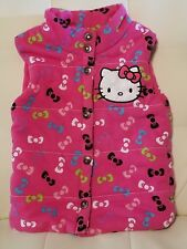 Hello Kitty Sanrio Evy of CA Little Girls Size 4 vest