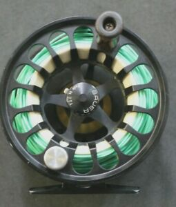 BAUER RX 4 FLY REEL
