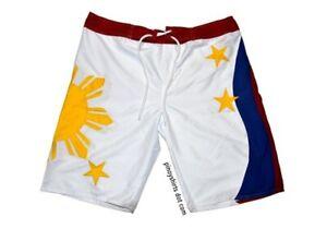 Philippine Mens Board Shorts 34 Filipino Pinoy Philippines Pants