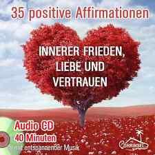 CD - Meditation für Selbstliebe, Liebe, inneren Frieden, & Vertrauen