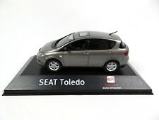 Seat Toledo 3 Sombra Grey - 1:43 VAPS Diecast Dealer Model Car SE30