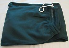 Men's Sweatpants Large 3 Pair Pluma Label Forest Green 2 Pockets Draw string