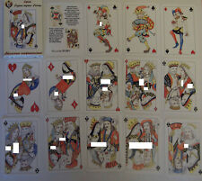 erotic playing cards Russian Russia America spielkarten