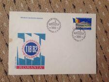 """Roumanie 1982,, Tib"""" 82"""" International Fair"""