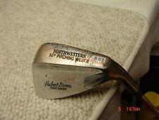"*Collectible Northwestern""Hubert Green Shot Saver"" 50* PW Men's Right Hand  #858"