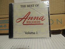 The Best Of Anna Records Vol. 1, New, Sealed, Forerunner Of Motown Records, R&B