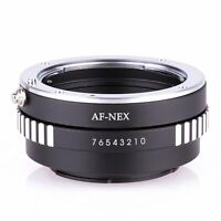 Adapter For Sony Alpha Minolta AF A-type Lens to Sony E-mount NEX-3 NEX-5N