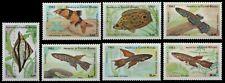 Guinea-Bissau 1983 - Mi-Nr. 731-737 ** - MNH - Fische / Fish