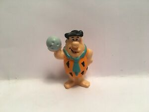 Vintage Fread Flintstone Character Toyfigurine Isso H-B Prod Inc applause China