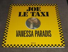 "12"" Maxi  Vanessa Paradis Joe Le Taxi ,VG++, Polydor – 885 765-1 Germany"