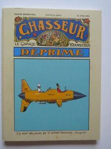 """MOEBIUS """"Chasseur deprime"""" 2008 /  2. Auflage"""