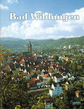 Wolkers, Bad Wildungen Mittelalter Altstadt u modernes Heilbad i Nordhessen 1991