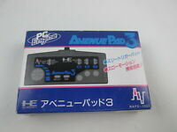 Avenue Pad 3 with box Controller PC engine Japan Ver