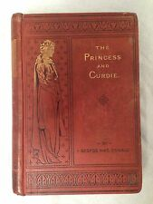 George MacDonald / James Allen -  The Princess and Curdie - New Edition 1888