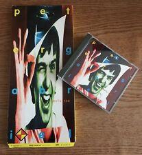 RARE CD IN A ORIGINAL USA LONGBOX 1992 PETER GABRIEL REVISITED ATLANTIC 782429-2